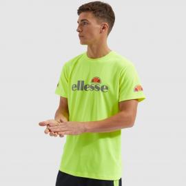 Camiseta Ellesse Sammeti amarillo flúor hombre