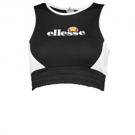 Camiseta Ellesse Ruth negro/blanco mujer