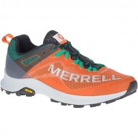 Zapatillas trekking Merrell Mtl Long Sky naranja hombre