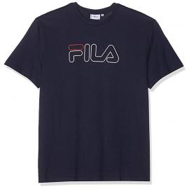 Camiseta Fila Paul azul hombre