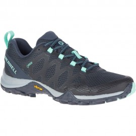 Zapatillas trekking Merrell Siren 3 GTX azul mujer