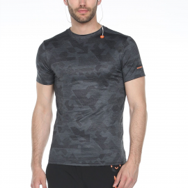 Camiseta running John Smith Tazio antracita hombre