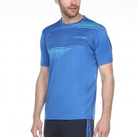 Camiseta John Smith Danu azul hombre