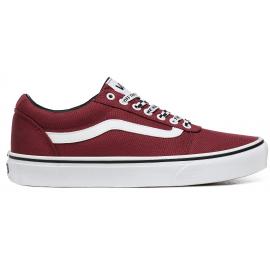 Zapatillas Vans Ward rojo/blanco hombre