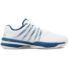 Zapatillas K-Swiss Ultrashot 2 blanco/azul/verde hombre