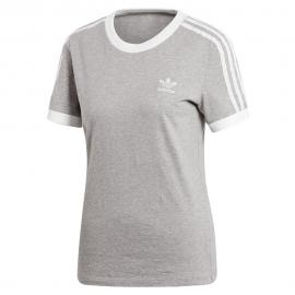 Camiseta adidas 3 Strpies mujer