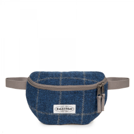 Riñonera Eastpak Springer Harris Tweed azul