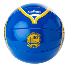 Balón mini baloncesto Spalding Curry SZ1.5 azul