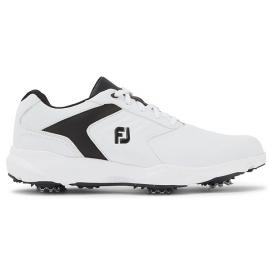 Zapatos golf Footjoy Ecomfort blanco/negro hombre