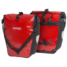 Alforjas Ortlieb Back-Roller Classic QL2.1 pack 2 rojo