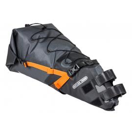 Bolsa para sillin Ortlieb Seat-Pack L 16.5 litros Slate