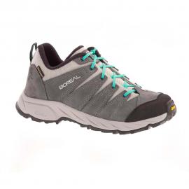 Zapatillas montaña Boreal Tempest gris mujer