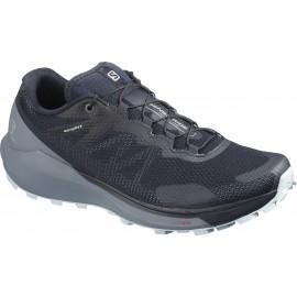 Zapatillas trail running Salomon Sense Ride 3 W azul mujer