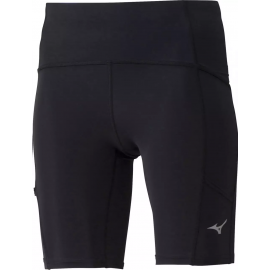 Malla running Mizuno Core Mid Tight negro mujer