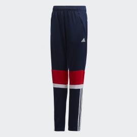 Pantalón adidas Training Equipment azul/rojo junior