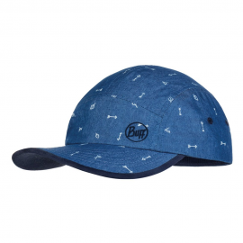 Gorra Buff 5 Panels Cap Arrows azul