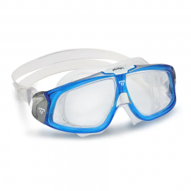 Gafas natación Aquasphere Seal 2.0 transparente/azul