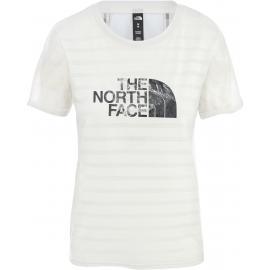 Camiseta The North Face Varuna blanco mujer