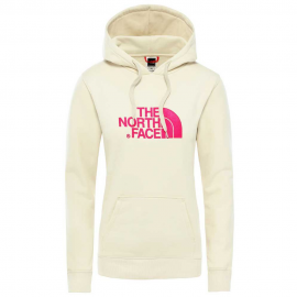 Sudadera The North Face Drew Peak Pull Hoody beige mujer