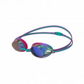 Gafas natación Speedo Vengeance Mirror rosa/azul junior