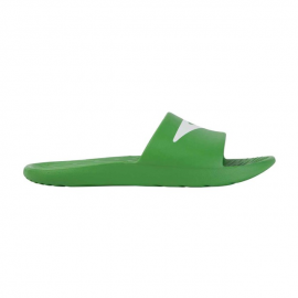Chancla natación Speedo Slide verde hombre