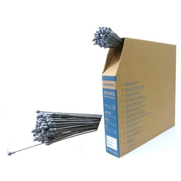 1 Cable de freno 1.6mm x 2.050 mm carretera acero inoxidable