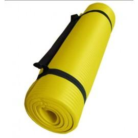 Colchoneta Matrixcell 180X60X1 amarillo
