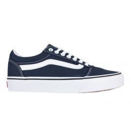 Zapatillas Vans Ward azul marino blanco hombre