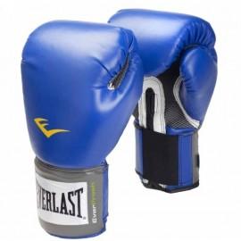 Guante boxeo pro style training everlast azul