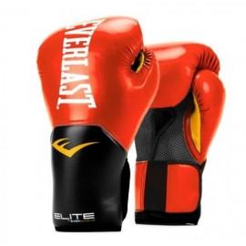 Guantes de boxeo Elite Prostyle Training Everlast rojo