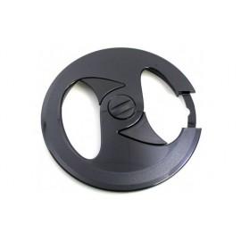 Protector Polisport platos al tornillo pedalier color negro