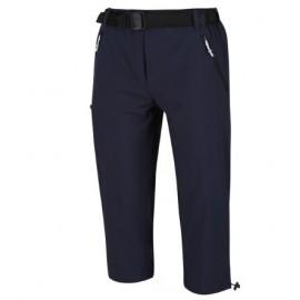 Pantalon 3/4 Capri Regatta marino mujer