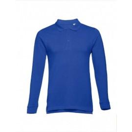 Polo TH Clothes Bern azul real hombre