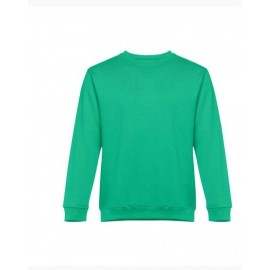 Sudadera TH Clothes THC Delta verde kelly hombre