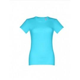 Camiseta Th Clothes Ankara azul atolon mujer
