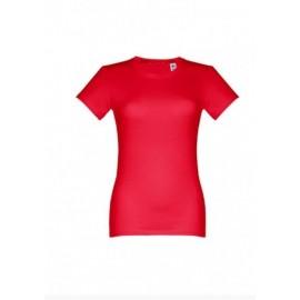 Camiseta Th Clothes Ankara rojo mujer