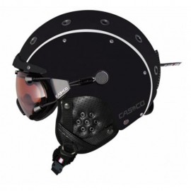 Casco Sp-3 Airwolf negro mate 2502