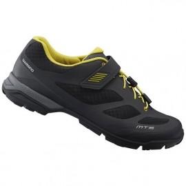 Zapatillas Shimano Mtb MT5 negro hombre