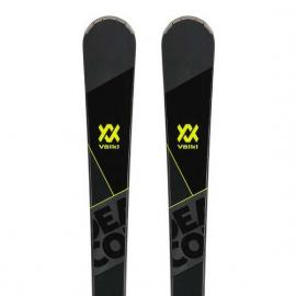 Pack esquís Volkl Deacon 75 black + Vmotion 11 Gw