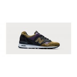 Zapatillas New Balance M577GPK marrón/negro/morado hombre