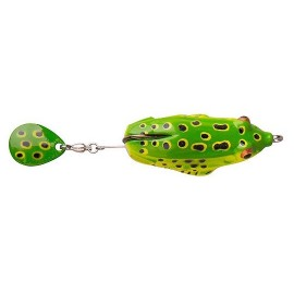SG 3D SPIN KICK FROG 10cm. 12gr. F.Green