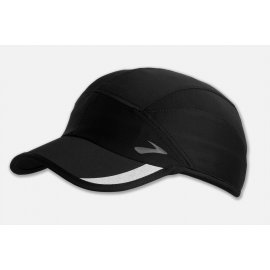 Gorra running Brooks PR Lightweight negro unisex