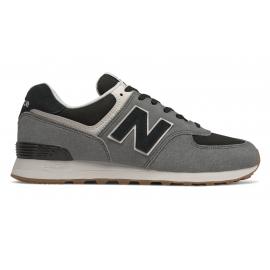 Zapatillas New Balance ML574SPE gris/negro hombre