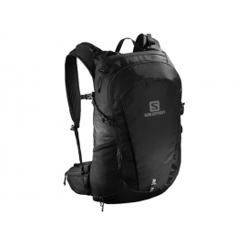 Mochila trekking Salomon Trailblazer 30L negro