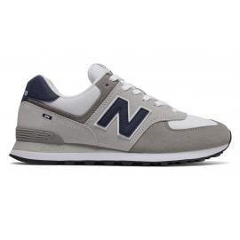 Zapatillas New Balance ML574EAG blanco/azul hombre