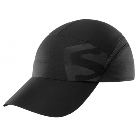 Gorra trail running Salomon Cap Xa negro