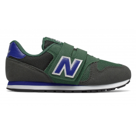 Zapatillas New Balance YV373KE verde/royal niño
