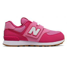 Zapatillas New Balance YV574DMP rosa bebé