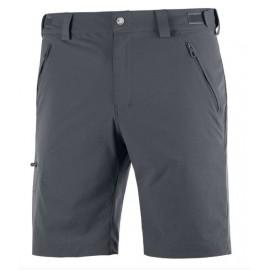Pantalón outdoor Salomon Wayfarer gris hombre