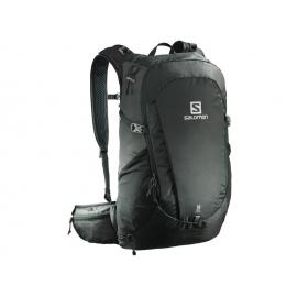 Mochila trekking Salomon Trailblazer 30L verde
